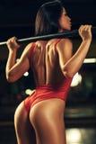 Sports woman Royalty Free Stock Photos