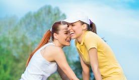 Sports women Stock Photos