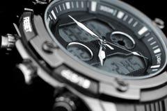 Sports Wrist Watch. Royalty Free Stock Photos