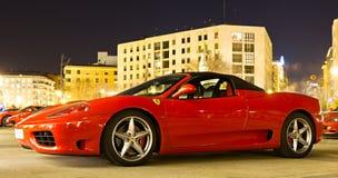 sportscar Zdjęcie Royalty Free