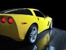 Sportscar Royalty-vrije Stock Afbeelding