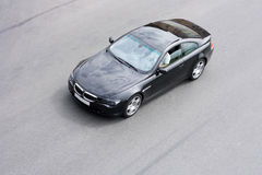 Sportscar estupendo del coche de lujo de las series de los coches Imagenes de archivo