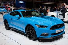 Sportscar Ford Mustang Royalty-vrije Stock Foto