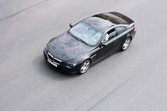 Sportscar super do carro luxuoso de séries dos carros imagens de stock
