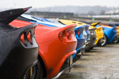 Sportscars Stock Images