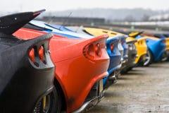 Sportscars Stock Images