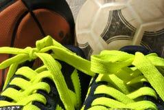 Sportschuhe stockbilder