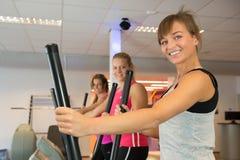 Sportsclub indoor Royalty Free Stock Photo