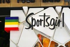 Sportsgirl store Stock Photos