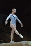 sportslig mästerskapgymnastik Royaltyfri Foto