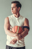 sportsman royalty-vrije stock foto