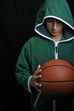 Sportsman portrait Royalty Free Stock Images