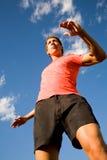 Sportsmen Royalty Free Stock Image