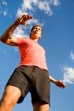Sportsmen Stock Images