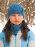sportsmenka Fotografia Royalty Free