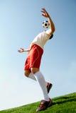 Sportspiel Lizenzfreie Stockfotos