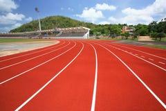 Sportstadion. Lizenzfreies Stockbild