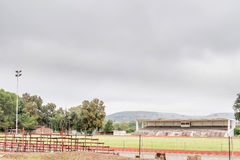 Sportstadion in Cradock Royalty-vrije Stock Fotografie