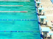 Sportstadion für die nationalen und internationalen Sitzungen Lizenzfreie Stockfotografie