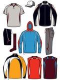 Sportswear Royalty Free Stock Photography