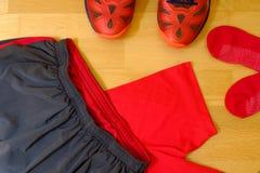 sportswear foto de archivo libre de regalías