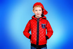 Sportswear for kids Royalty Free Stock Photo