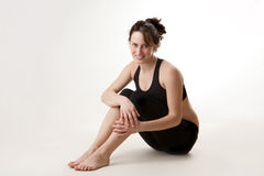 Sportswoman Royalty Free Stock Images