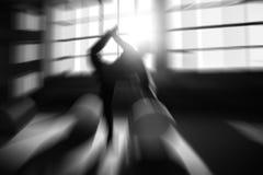 Sportswoman Stockfotografie