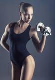 Sportswoman Stock Photos