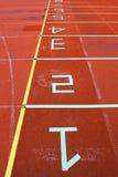 Sportterrein Stock Foto