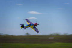 Sportvliegtuig Stock Afbeelding