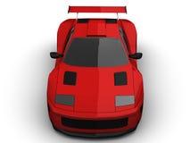 Sportwagen Lizenzfreie Stockbilder