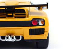 Sportwagen Royalty-vrije Stock Afbeelding