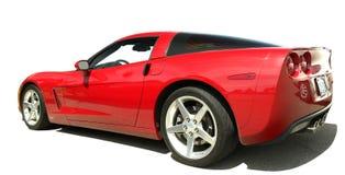 Sportwagen Royalty-vrije Stock Afbeeldingen