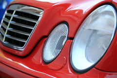 Sportwagen Stock Fotografie