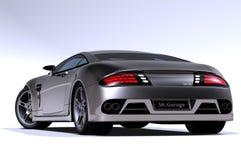 Sportwagen 6 van GT coupé Royalty-vrije Stock Foto