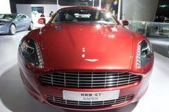 Sportwagen Aston-Martin Stockfotos