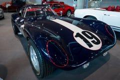 Sportwagen Bill Thomas Cheetah GT, 1964 stock foto's