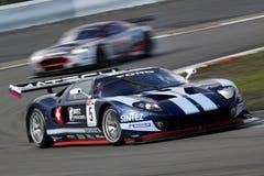 Sportwagen, Doorwaadbare plaats GT Matech (de FIA GT) Stock Foto