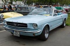 Sportwagen Ford Mustang Convertible Stock Afbeelding