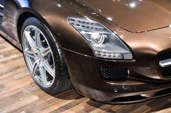Sportwagen Mercedess AMG Lizenzfreie Stockbilder