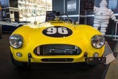 Sportwagen Shelby Cobra 289 FIA Replica, 1967 Stock Fotografie