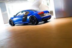 Sportwagen voor verkoop stock foto's
