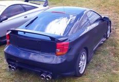 Sportwagens Royalty-vrije Stock Afbeelding