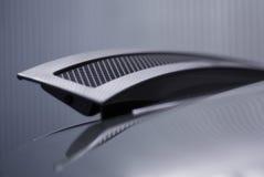 Sportwagenspoiler Stock Afbeeldingen