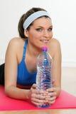 Sportwasser Lizenzfreies Stockbild