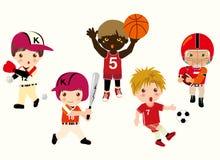 sporty Zdjęcie Royalty Free