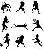 sporty Zdjęcie Stock