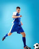Sporty guy Royalty Free Stock Images