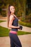 Sporty i zdrowy Zdjęcia Royalty Free